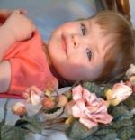 صورة لطفلة رائعة