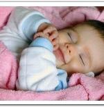 صورة لطفل مبتسم