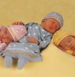 صورة لاطفال نائمين