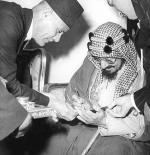 صورة للملك عبد العزيز