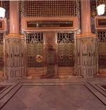 صورة للمسجد النبوي