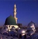 صورة قبة المسجد النبوي