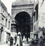 صورة باب السلام قديماً