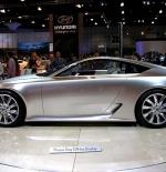 صورة سيارة لكزس 2010