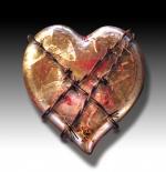 صورة قلب مقيد