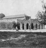 صورة للمسجد الأقصى