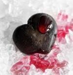 صورة قلب ميت