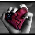 صورة قلب يتألم