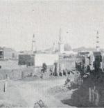 صورة الحارات المحيطة بالمدينة