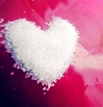 صورة قلب أبيض