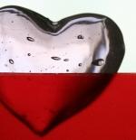 صورة قلب يغرق