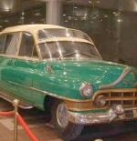 صورة سيارة الملك عبد العزيز