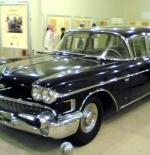صورة لسيارة قديمة جداً