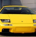 صورة سيارة صفراء رائعة