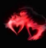 صورة قلب مشتت