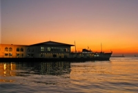 After sunset İstanbul