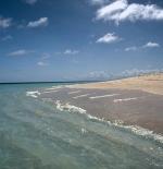 صورة لشاطئ رائع