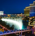 Bellagio Fountains – Las Vegas