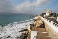 Cannes seaside