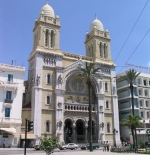Cathedral, Tunis
