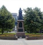Christchurch Queens Statue