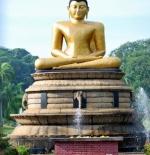 Colombo – Buddha Statue