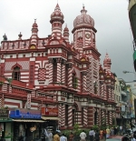 Colombo – mosque