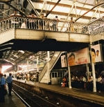 Colombo main railway station