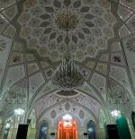 Inside Sayyida Ruqayya Mosque