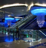 Station of the Metro, Dubai