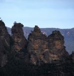 صورة لقمم الجبال