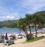 NaiHarn Beach phuket,Thailand