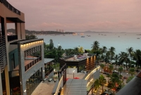 Pattaya Thailand – Central festival shopping mall