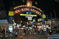 Pattaya Thailand – Walking street