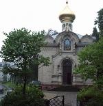 Russische Kirche in Baden-Baden