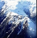 صورة لجبال ثلجية