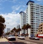 Santa Monica, Ocean Avenue