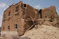 Taif – Old mud house