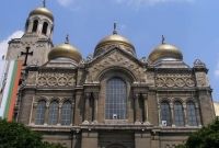 The Dormition of the Theotokos Cathedral in Varna