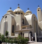 كنيسة فى شرم الشيخ