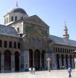 المسجد الأموي بدمشق