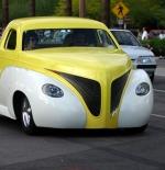 صورة سيارة غريبة