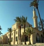 مسجد هالة سلطان في لارنكا