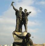 تمثال الشهداء في ساحة الشهداء