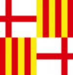 علم برشلونا