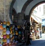المدينة القديمة وباب مراكش