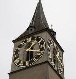 ساعة كنيسة سان بيتر