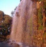 الشلال في قلعة نيس