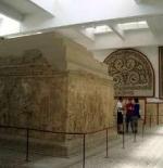 إحدى قاعات متحف باردو بتونس