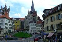 لوزان كاتدرائية